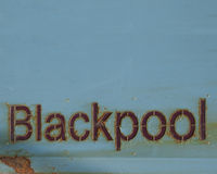 blackpool Photographie stock