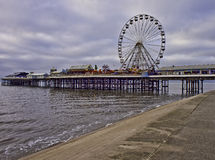 Blackpool big wheel Stock Photography