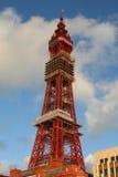 Blackpool-Kontrollturm. Stockfotografie