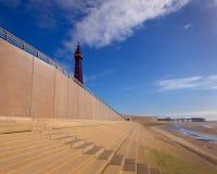 Blackpool-Kontrollturm Stockbilder
