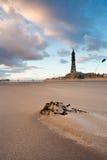 Blackpool-Kontrollturm lizenzfreie stockfotografie
