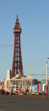 Blackpool-Kontrollturm. Lizenzfreie Stockfotos
