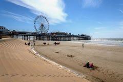 Blackpool, Lancashire, England UK Stock Photo