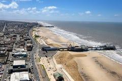 Blackpool, Lancashire, Inglaterra Reino Unido fotos de archivo libres de regalías