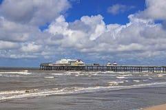 Blackpool North Pier Royalty Free Stock Image