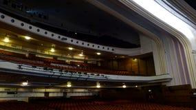 Blackpool operahussalong Arkivfoton