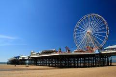 Free Blackpool Pier Royalty Free Stock Image - 27518346