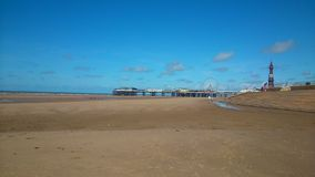Blackpool Royalty Free Stock Images
