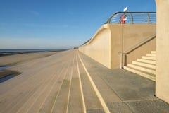 Blackpool Promenade Stock Image