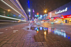 Blackpool's illuminations Royalty Free Stock Images