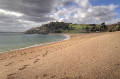 Blackpool Sands, Devon Royalty Free Stock Image