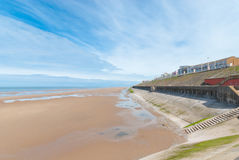 Blackpool seaside Royalty Free Stock Photography