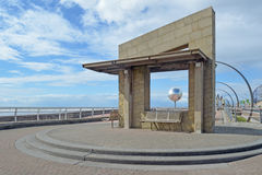 Blackpool-Seefront Stockfotos