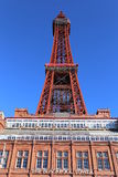 Blackpool torn Royaltyfria Foton