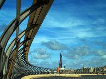 Blackpool Tower Stock Photography