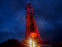Blackpool Tower Stock Images