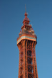 Blackpool Tower, Lancashire, UK Stock Image