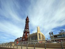Blackpool Tower Royalty Free Stock Images