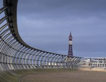 Blackpool Tower Stock Photos