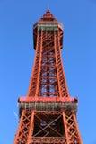 Blackpool wierza Fotografia Royalty Free