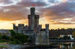 Blackrock Castle Stock Image