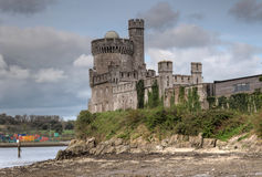 Blackrock Castle in Ireland Royalty Free Stock Image