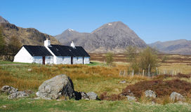 Blackrock Cottage. Stock Photos