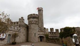 Blackrock-Schloss, eine burgartige Verstärkung gelegen bei Blackrock, ungefähr 2 Kilometer von der Mitte der Korkenstadt Lizenzfreie Stockfotos