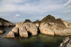 Blacksea wybrzeże Zdjęcie Stock