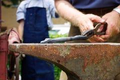 blacksmith стоковые изображения