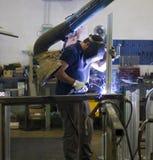blacksmith стоковое изображение rf