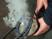 blacksmith Стоковые Фотографии RF