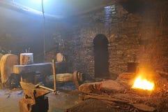 The blacksmith. Royalty Free Stock Image