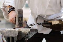 Blacksmith Obraz Stock