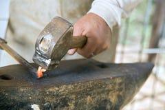 blacksmith стоковая фотография rf