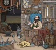 blacksmith Obrazy Stock