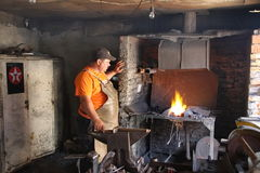 blacksmith Obrazy Stock