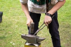 Blacksmith zdjęcie royalty free