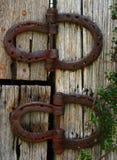 Blacksmith. Clever smart invent inventiveness innovation original originality flair imagination perception blacksmith horse horseshoe forge make maker genius Stock Images