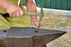 Blacksmith Stock Image