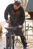 Blacksmith. Royalty Free Stock Images