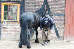 Farrier Royalty Free Stock Photo