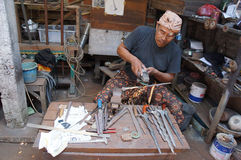 Blacksmith Royalty Free Stock Images