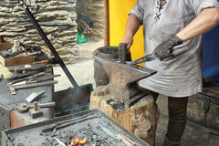 Blacksmith. Royalty Free Stock Image