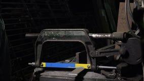 Blacksmith narzędzia w warsztacie zbiory