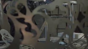 Blacksmith ocenia siłę i symetrię łączyć ostatniego szczegół zdjęcie wideo
