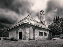 The blacksmith's house Stock Image