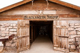 Blacksmith shop Royalty Free Stock Photo