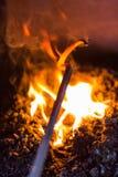 Blacksmith shop Stock Image