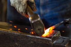 Blacksmith shop Royalty Free Stock Image